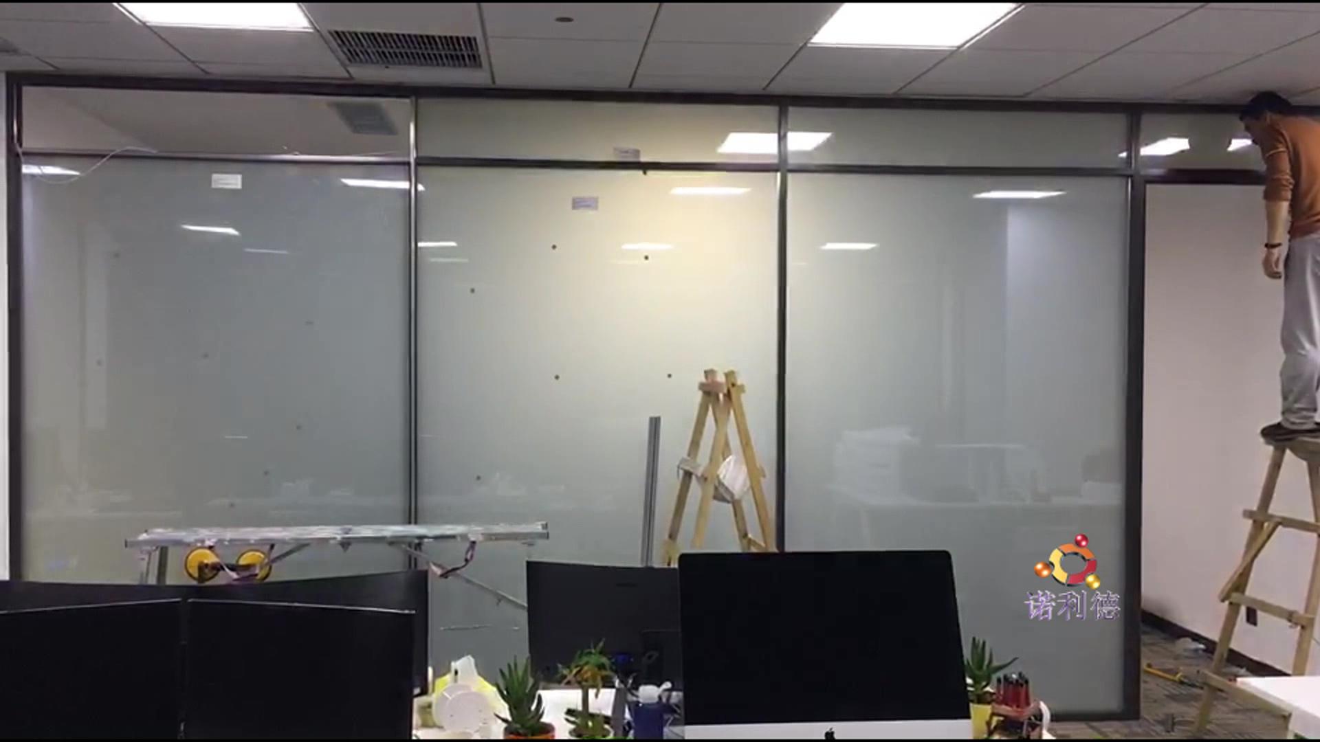 办公司会议室分隔墙